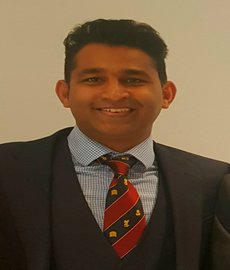 Dr. Siddharth Gowrishankar